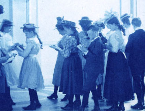 Cyanotyping at the turn of the century