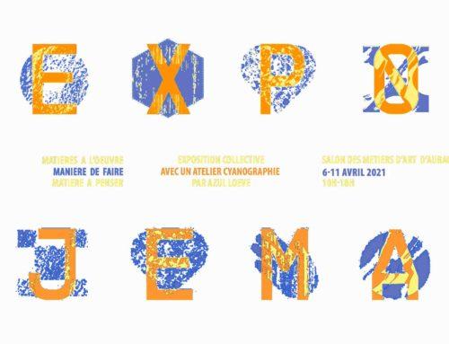 2021 | Exposition JEMA | Aubagne